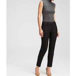 Ann Taylor Kate Refined Ankle Pants